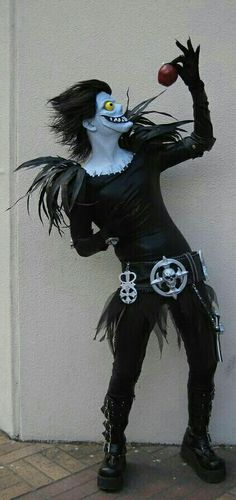 Halloween Vampir Cosplay Ideen Coole Kostume Cosplay Kostume Shinigami Kostume