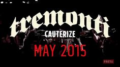 TREMONTI - NEW ALBUM 2015 - TEASER