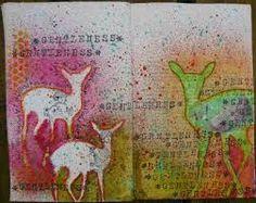 Bildergebnis für Art journaling