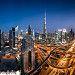 Dubai Just After Sunset (explored) von hpd-fotografy