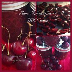 Atomic Roasted Cherry BBQ Sauce
