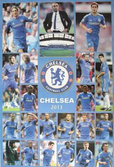 Chelsea Soccer/Football Team