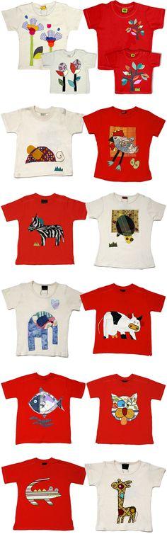 aplicaciones en camisetas