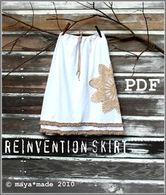 Reinvention Skirt from Maya Made