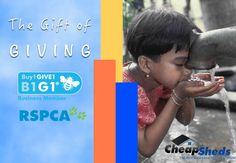 Have you ever had a charitable moment? Where you have donated to a cause or even something as small as helped someone. the Gift of Giving is so special Cheap Sheds, People In Need, Have You Ever, Giving, In This Moment, Happy, Blog, Gifts, Presents