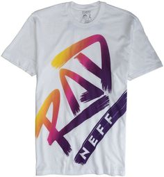 NEFF RAD SS TEE > Mens > Clothing > Tees Short Sleeve | Swell.com