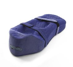 Sleep Pod Is Available With Supporting Straps If Required. This Example Has  Two Straps.