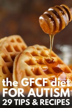 Gluten Free Casein Free Diet for Autism | The GFCF diet is one of many alternative autism treatments, and some parents see an improvement in autism behaviors when they put their child on a gluten free and dairy free diet. We're sharing our best beginner tips for a smooth transition to the diet as well as 20 of our favorite kid-approved GFCF recipes to help get you started. #GFCF #GFCFDiet #GFCFRecipes #glutenfree #dairyfree #autism #ASD