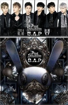 BAP First Sensibility Comeback.... HAHA yeah I don't think any BABY is mentally prepared for this comeback