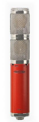 Avantone CK-40 Large-Diaphragm Stereo Microphone - Three patterns, (cardioid, omni, and figure 8) a -10db pad and 80Hz high-pass filter make the Avantone CK-40 stereo mic an essential in any studio toolbox.