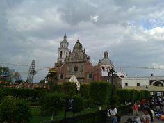 Catedral Santiago Apóstol,  Chalco,  estado de México