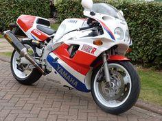 1989 Yamaha OW01 FZR750R