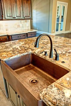 1000 Ideas About Copper Farm Sink On Pinterest Cement Countertops Concrete Countertops And