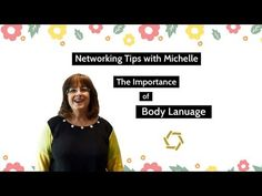 Networking Tips: The Importance of Body Language     #bodylanguage #networking #tips #feet #smile