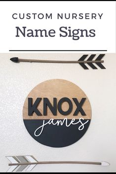 Personalized & Custom wood signs, decor, and more! Nursery Wood Sign, Nursery Name, Nursery Signs, Country Baby Boy Names, Baby Names, Custom Wood Signs, Wooden Signs, Baby Shower Fall, Baby Shower Gifts