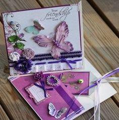 Purple Butterflies � Off The Rails Scrapbooking Blog
