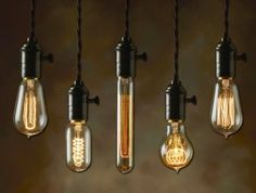 The options are limitless when it comes to Bulbrite's Nostalgic Edison Bulbs Collection. These handcrafted, vintage bulbs are the perfect complement to any antique or contemporary decor. Inspired by Thomas Edison's original creation, the Nostalgic Collection offers unparalleled aesthetic appeal with an antique finish, defined steeple and intricate filament design. - $7.73