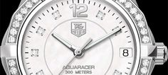 Aquaracer Watch by Tag Heuer