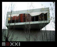 """MAXXI"" Rome by Me"