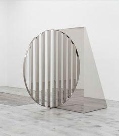 Geometric Mirrors IX (2013) / by Jeppe Hein