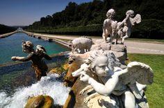 Caserta - Reggia - Giardini