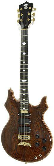 Alembic, Jerry Garcia Guitar