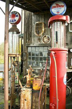 Galvin Gas Pumps