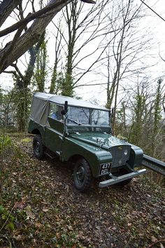 Land Rover Defender Factory Heritage Tour