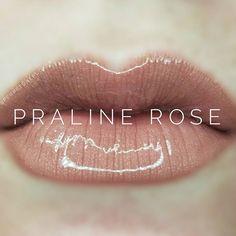 Praline Rose by LipSense #lipsensecolor #parlineroselipsense