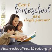 Single mother Aleesha  Huff has seen her share of hard times, but her commitment to providing the best  education for her two young children has never wavered. Catch a glimpse of  Aleesha's inspiring story on today's <em>Homeschool Heartbeat</em>.