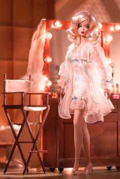 The Ingenue™ Barbie® Doll | Barbie Collector