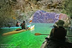 Colorado River Desert Kayak
