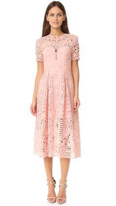 Lover Harmony Pleat Midi Dress   SHOPBOP