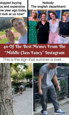 Being middle class might mean different things to different people. #40 #BestMemes #MiddleClassFancy #Instagram