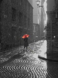 Red+Umbrella