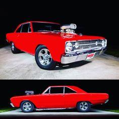 u-musclecars:1968 Dodge Dart   Facts  Engine:...