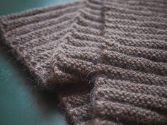 Wollnadeln: Loop-Schal
