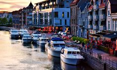 Fredrikstad harbour