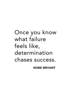 Free Printable — Kobe Bryant Quote — Motivational Words for Tough Times Kobe Quotes, Kobe Bryant Quotes, Failure Quotes, Success Quotes, Kobe Bryant Birthday, Instagram Quotes, Free Instagram, Motivational Words, Inspirational Quotes