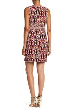 Desigual - Sleeveless Textured Print Dress is now 54% off. Free Shipping on orders over $100. Rompers, Free Shipping, Dresses, Fashion, Summer Clothing, Vestidos, Moda, Fashion Styles, Romper Clothing