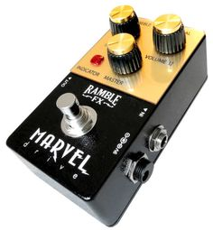 Ramble FX Marvel Drive