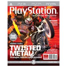 PlayStation: The Official Magazine (February 2012).