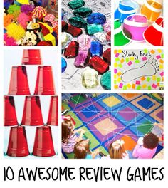 theologetics.com: 10 Awesome Review Games