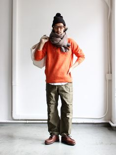 A Trousers Modify Japan Fashion, Mens Fashion, Sharp Dressed Man, Fashion Books, Street Style Women, Men Dress, Winter Fashion, Street Wear, Men Sweater