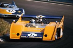 Vintage Sports Cars, Vintage Cars, Vintage Auto, Bruce Mclaren, Mclaren F1, Real Racing, Auto Racing, Sport Cars, Race Cars
