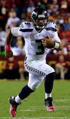 Seahawks Russell Wilson