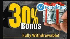 Forexmart No Deposit Bonus? Baca Penjelasan Lengkapnya