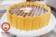Torta Alemã - www.docesesalgadosolinda.com.br