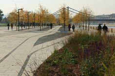 Zagospodarowanie nabrzeża rzeki w Moskwie. - Archemon - Architektura, Design, InspiracjeArchemon – Architektura, Design, Inspiracje |