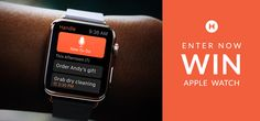 4/24/14 #Apple #Watch #Giveaway - Handle brings #productivity to your wrist.  #Wearables #Health #Fitness http://woobox.com/s5mpmx/eh4tcx